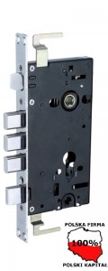 Chinese Door Lock - Polish Manufacturer, highest quality - ZW 2